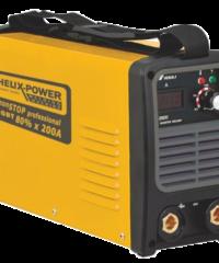 Ηλεκτρ/Ληση Inverter 160A 80% Helix