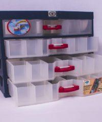 Συρταροθήκη Εργαλείων Με 5 Συρτάρια 60500 Eldir