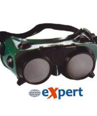 Γυαλιά Οξυγόνου Πράσινα Διπλά