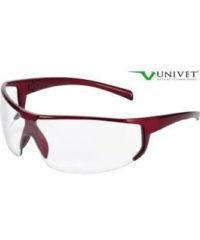 Γυαλιά Αντιθαμβωτικά Με Κόκκινο Σκελετό Uv400 - Univet