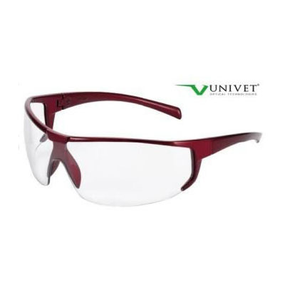72384354f2 Γυαλιά Αντιθαμβωτικά Με Κόκκινο Σκελετό Uv400 - Univet