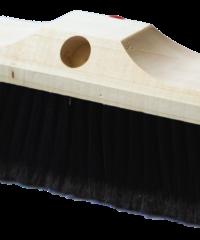 Βούρτσα Βαφής Ξύλινη Με Μαύρη Τρίχα BW104 Brush Wood