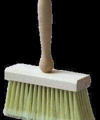 Πατρόγκακι Ξύλινο Με Άσπρη Τρίχα 115 Brush Wood
