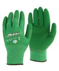 Maco Maxi-Bamboo Νο 7.Βιομηχανικά > Είδη Προστασίας > Γάντια Πλεκτά Νιτριλίου Με Ίνες Μπαμπου (Bamboo)