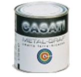 Βερνικι Μεταλλων Metal Graf 0.75 L 35600P38F Casati