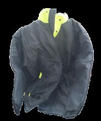 67ca77381fe9 Πράσινο Αδιάβροχο Κοστούμι - Νιτσεράδα Μεγέθους Χχχl
