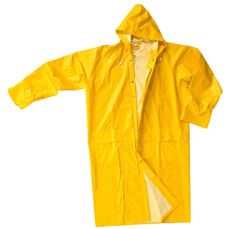 7e7bf88c484b Κίτρινη Αδιάβροχη Καμπαρντίνα - Νιτσεράδα Μεγέθους Χχχl